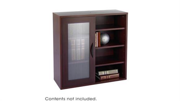 Storage Cabinets Safco Office Furniture Modular Storage Single Door/ Open Shelves