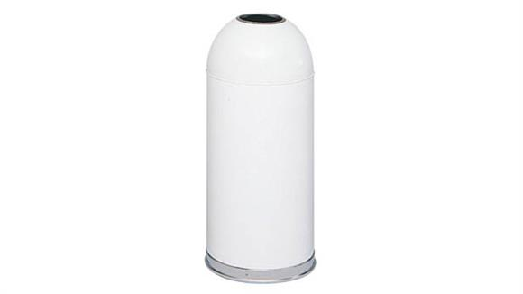 Waste Baskets Safco Office Furniture Open Top Dome Receptacles
