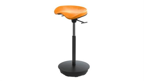 Active - Balance - Wobble Stools Safco Office Furniture Pivot Seat by Focal Upright™