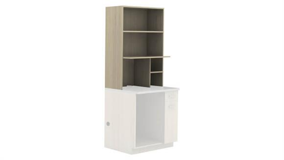 Storage Cabinets Safco Office Furniture Hospitality Appliance Hutch