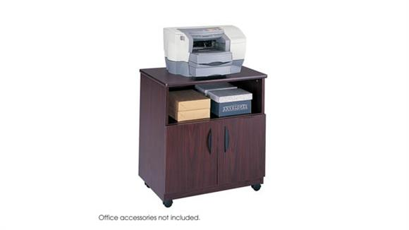 Storage Cabinets Safco Office Furniture Mobile Machine Stand