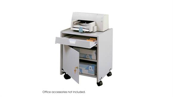 Storage Cabinets Safco Office Furniture Machine Floor Stand