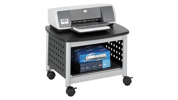 Storage Cabinets Safco Office Furniture Underdesk Printer Stand