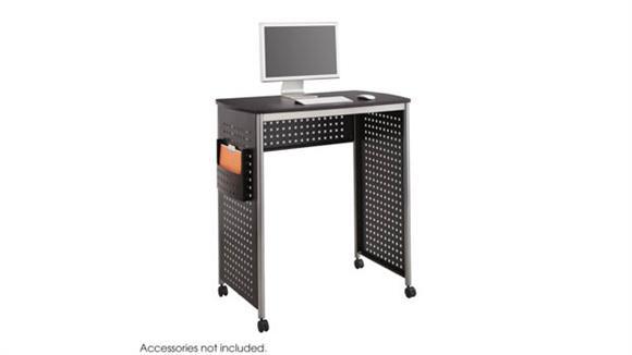 Adjustable Height Desks & Tables Safco Office Furniture Stand-Up Computer Desk