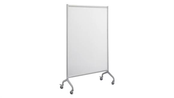White Boards & Marker Boards Safco Office Furniture Screen Whiteboard 42" x 66"