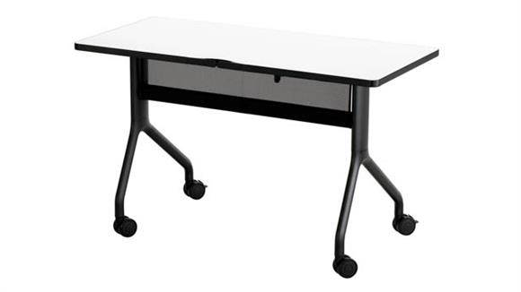 "Training Tables Safco Office Furniture 48"" x 24"" Rectangle Table"