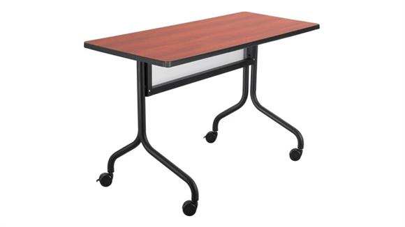"Training Tables Safco Office Furniture 72"" x 24"" Mobile Training Table, Rectangle"