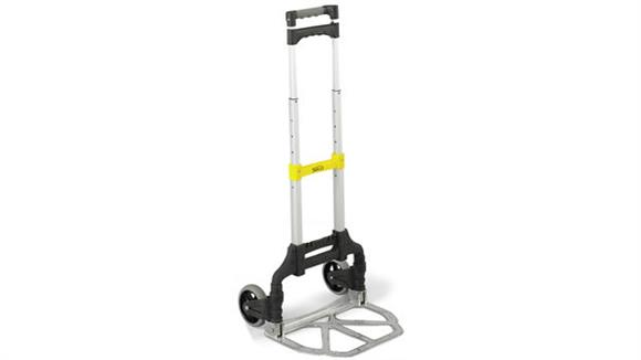 Hand Trucks & Dollies Safco Office Furniture Stow and Go Cart
