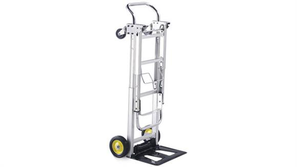 Hand Trucks & Dollies Safco Office Furniture Hide Away Convertible Truck