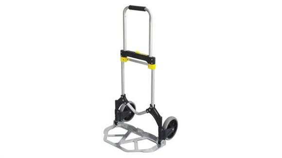 Utility Carts Safco Office Furniture Stow Away Hand Truck