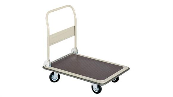 Hand Trucks & Dollies Safco Office Furniture FoldAway™ Small Platform Truck