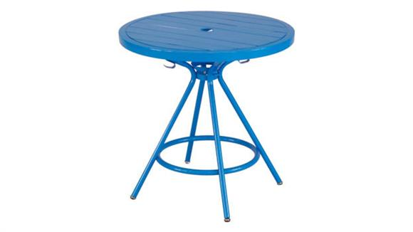 Patio Tables Safco Office Furniture CoGo™ Steel Outdoor/Indoor Table