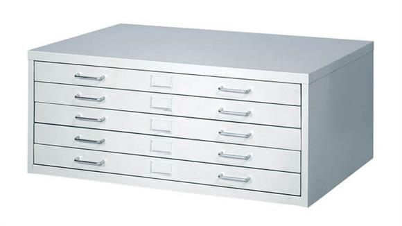 Flat File Cabinets Safco Office Furniture Facil Steel Flat File-Small