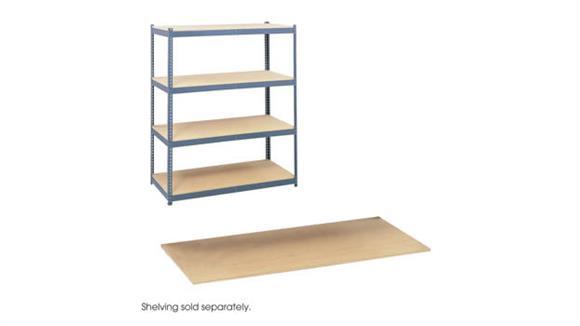 Shelving Safco Office Furniture Shelves for Archival Shelving (Qty. 4)