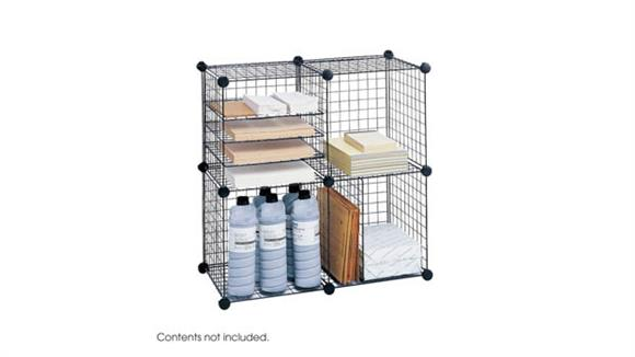 Desk Organizers Safco Office Furniture Wire Cubes