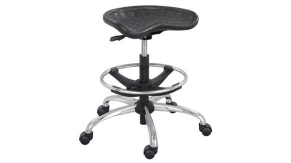Drafting Stools Safco Office Furniture Stool with Chrome Base