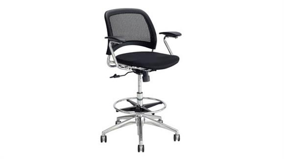 Office Chairs Safco Office Furniture Mesh Extended Height Chair