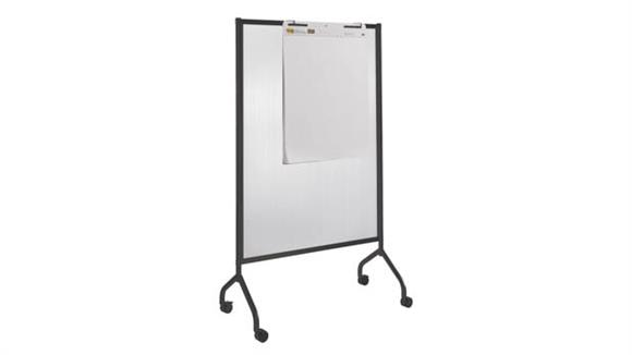 """Privacy Screens Safco Office Furniture Full Polycarbonate Privacy Screen, 42"""" x 72"""""""