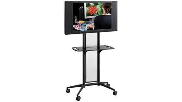 AV Carts Safco Office Furniture Flat Panel TV Cart