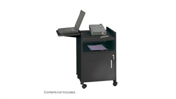 AV Carts Safco Office Furniture Projector Stand