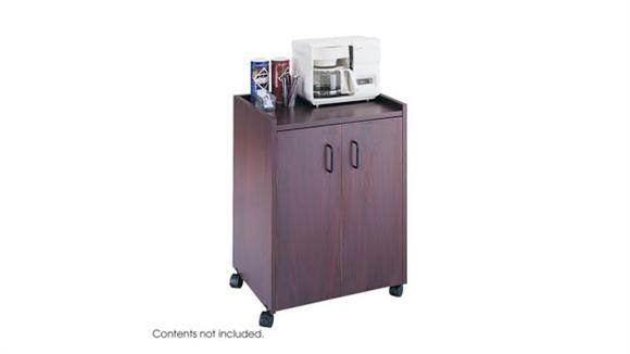Hospitality Carts Safco Office Furniture Mobile Refreshment Cart