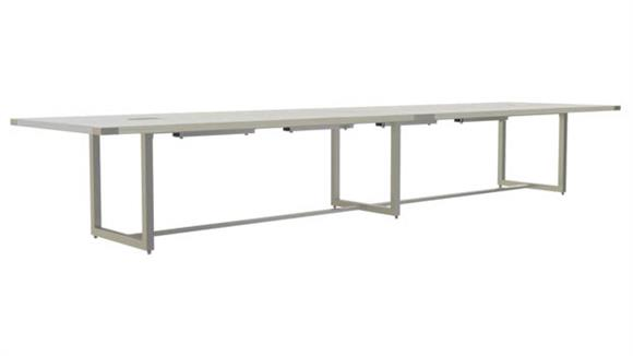 Conference Tables Safco Office Furniture 16' Conference Table, Sitting-Height