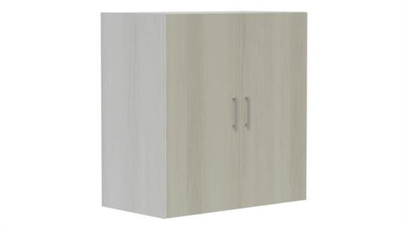 Storage Cabinets Safco Office Furniture Wood Door Storage Cabinet