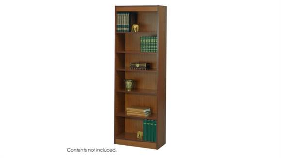 "Bookcases Safco Office Furniture 6-Shelf Veneer Baby Bookcase, 24""W"