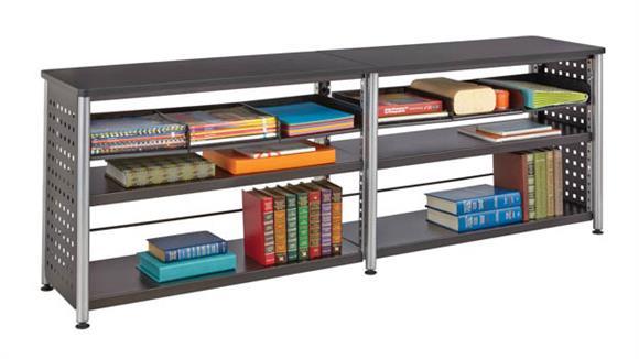 Bookcases Safco Office Furniture Credenza