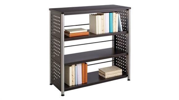 Bookcases Safco Office Furniture 3 Shelf Bookcase