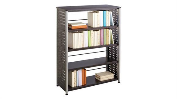 Bookcases Safco Office Furniture 4 Shelf Bookcase