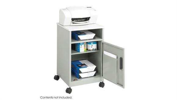 Storage Cabinets Safco Office Furniture Compact Machine Stand