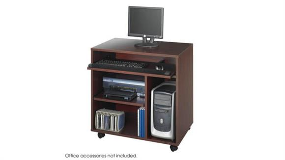 Computer Desks Safco Office Furniture Ready-to-Use Computer Desk