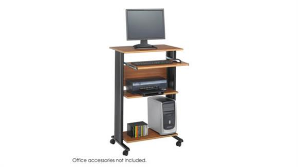 Standing Height Desks Safco Office Furniture Muv™ Stand-up Desk