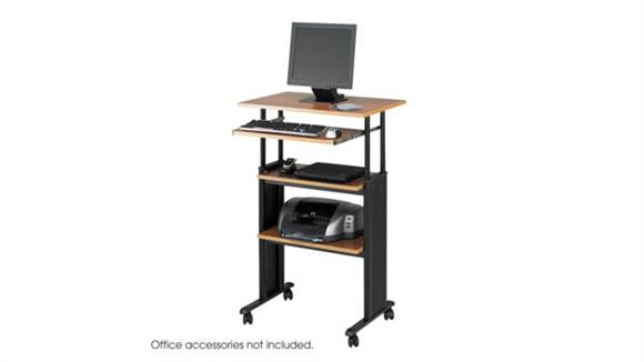 Adjustable Height Desks & Tables Safco Office Furniture Muv™ Stand-up Adjustable Height Desk