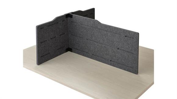 Privacy Screens Safco Office Furniture Hideout™ Privacy Panel T Kit