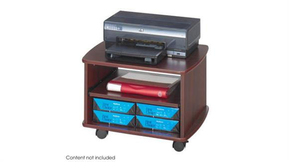 Utility Carts Safco Office Furniture Picco™ Duo Printer Stand