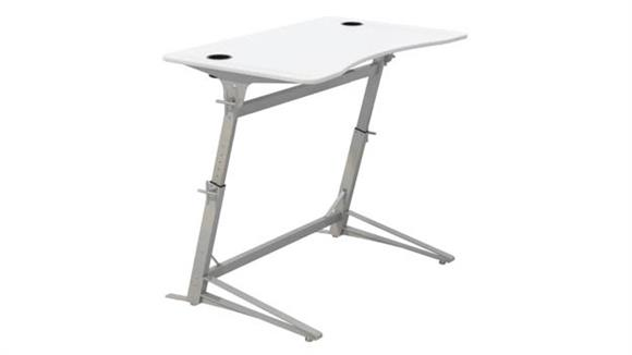 Standing Height Desks Safco Office Furniture Verve™ Standing Desk