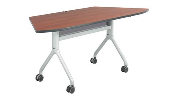 "Training Tables Safco Office Furniture 72"" x 30"" Trapezoid Training Table"