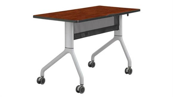 "Training Tables Safco Office Furniture 48"" x 24"" Rectangular Training Table"