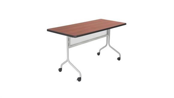"Training Tables Safco Office Furniture 48"" x 24"" Mobile Training Table, Rectangle Top"