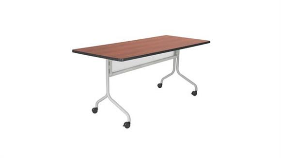 "Training Tables Safco Office Furniture 72"" x 24"" Mobile Training Table"