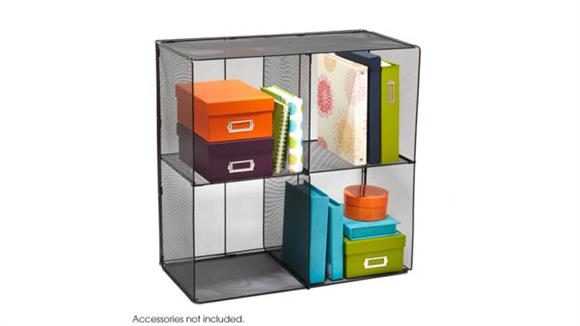Storage Cubes & Cubbies Safco Office Furniture Onyx™ Mesh Cubes (set of 2)