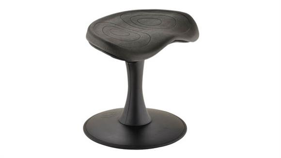 Active - Balance - Wobble Stools Safco Office Furniture Focal™ Fidget™ Active Stool, 14""