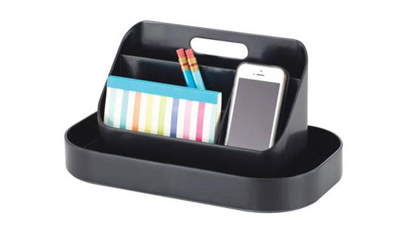Desk Organizers Safco Office Furniture Portable Caddy