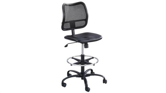 Office Chairs Safco Office Furniture Extended-Height Vinyl Chair