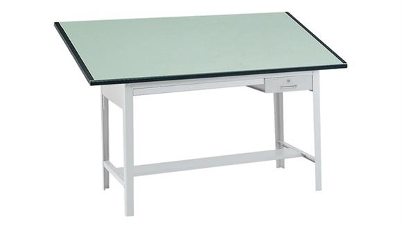 "Drafting Tables Safco Office Furniture Precision Drafting Table, 72"" x 37 1/2"""