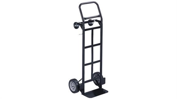 Hand Trucks & Dollies Safco Office Furniture Tuff Truck Convertible Hand Truck