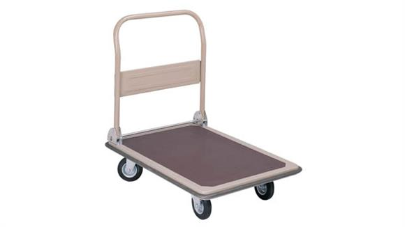 Hand Trucks & Dollies Safco Office Furniture FoldAway™ Large Platform Truck
