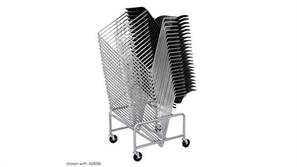 Chair Carts Safco Office Furniture Sled Base Stack Chair Cart